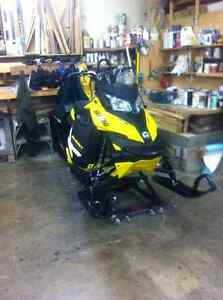 Summit XM Etec 154 sweet ride