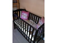 Cot for sale in excellent condition