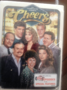 CHEERS COMPLETE SERIES-SEASONS 1-11