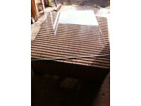 coffee table for home or garden