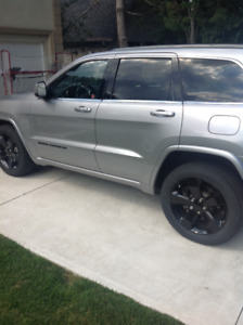 Mint 2015 Jeep Grand Cherokee for sale
