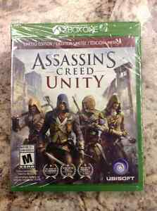 Xbox one game - Assassins Creed Unity - Brand new