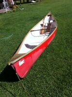 Two canoes