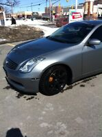 G35 coupe 2003 6MT