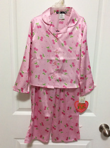 BNWT Sz 6x Two Piece Pyjamas