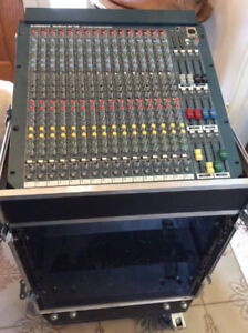 Allen & Heath MixWizard WZ3 12M Monitor Mixer + Free Delivery