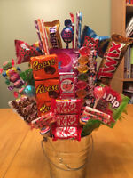 Candy Bouquets !!