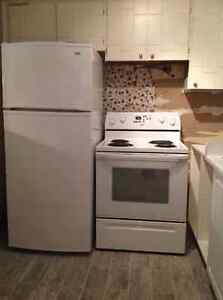 Inglis Refrigerator and Stove and Kenmore Dishwasher For Sale