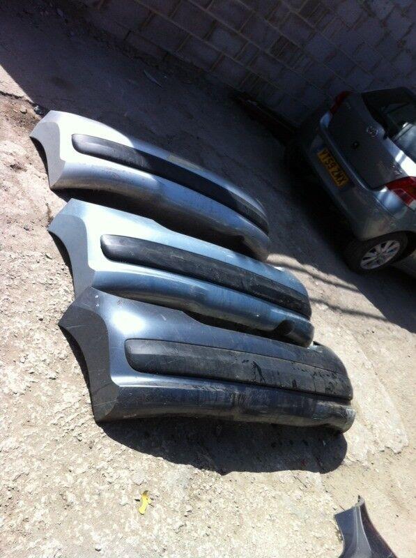 Peugeot 207 rear bumper 2005-2012 £15