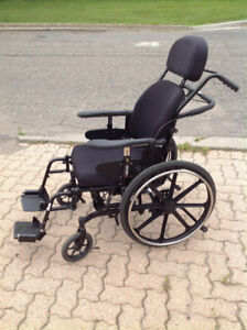 Orion ll  Tilt Back Wheelchair , excellent condition