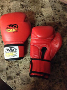 BOXING GEAR SHIN PADS HAND WRAPS GLOVES FOR SALE NEW