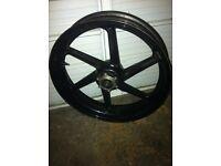 Honda Cbr front wheel