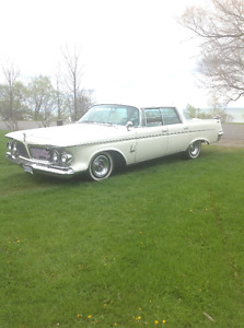 1962 Chrysler Imperial Crown Hardtop sedan