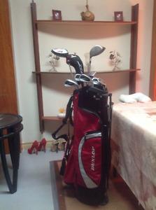 Ensemble de golfe