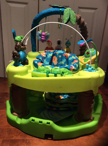 Soucoupe exersaucer jungle
