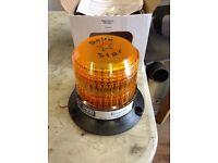 Amber beacon xenon £20.00 each