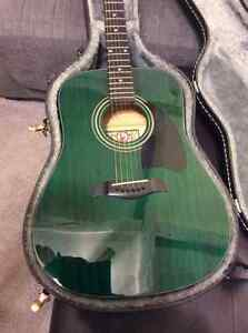 Real cool Green Acoustic