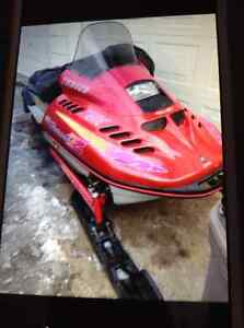 1995 formula Z 583 with reverse   Trade for Yamaha enticer
