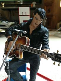 Elvis Presley Figure 1968 Come Back Tour