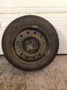 "Winter snow tires 15"" & 14"" sets Ford truck toyota car"