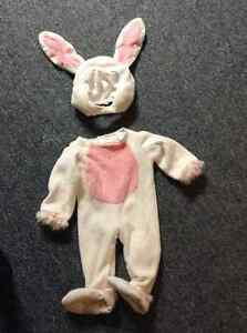 Bunny costume (6-12months)