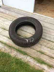 4 pneus d'hiver 195/65R15