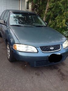 Nissan Sentra , for parts/winter beater