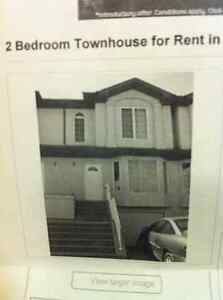 $1300 - 2 bedroom N.E. townhouse