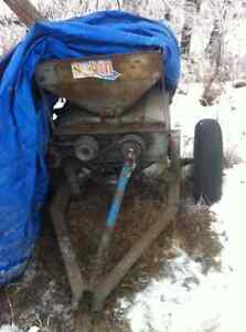 For sale robin roller mill