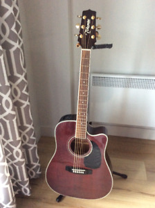 Guitare Takamine EG-334RC Acoustic/Electric