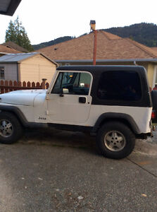 """1991 Jeep Wrangler """"S"""" Other"""
