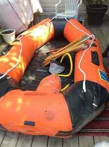 Like New Zodiac Raft-Trades Considered
