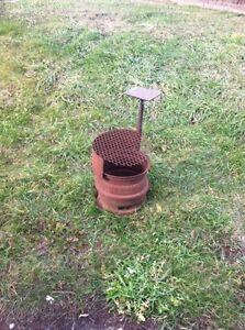 Homemade cook stove Kawartha Lakes Peterborough Area image 1