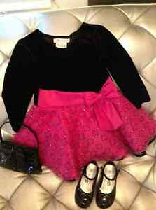 Robe chic pour petite fille