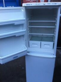 Tidy. 1/2 & 1/2 fridge Freezer