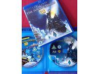 Polar Express 3D Blu Ray DVD