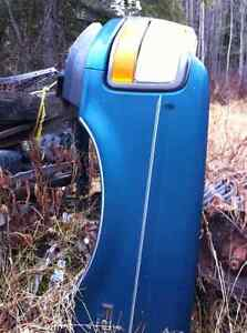 92-96 ford front clip,F150-350 complete! $450obo Prince George British Columbia image 1