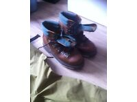 Waders and boots
