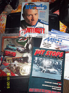 Vintage Nascar, Grand Prix Racing Program Magazines, 1978-2004 Windsor Region Ontario image 7