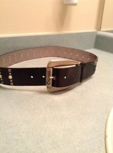 Ladies Guess Belt Size Small