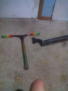 Trading custom scooter for bmx