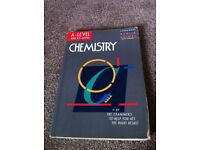 As & A Level Chemistry Revision Guide