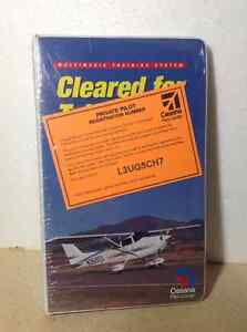 Cleared for Takeoff Multimedia Training System book and cd set Cambridge Kitchener Area image 2