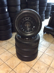205/60/15**WINTER TIRES*MICHELIN X-ICE** 9/32 TREAD X4