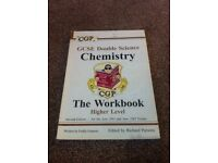 GCSE science Chemistry Workbook by CGP