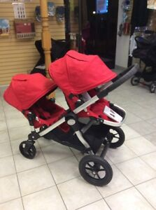 Stroller CITY  SELECT DOUBLE Stratford Kitchener Area image 1