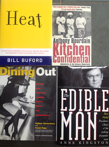 8 Books About Food