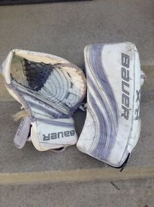 Power are RX  Limited addition glove and blocker Regina Regina Area image 1