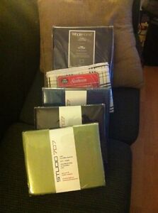 5 twin/single sheet sets new