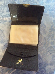 Men's Leather Wallet ****NEW in Box****